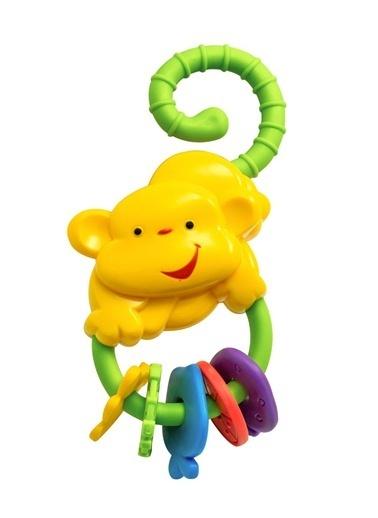 Prego Prego Toys 0020 Maymun Çıngırak Renkli